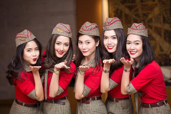VietJet Air.com Thailand FAs-2
