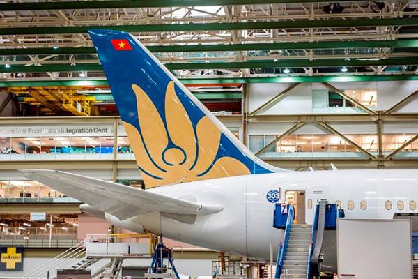 Vietnam 787-9 VN-A861 (tail) PAE (Vietnam)(LR)