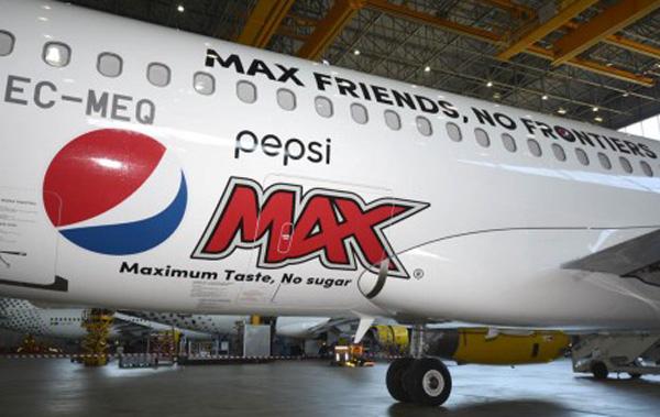 Vueling A320-200 EC-MEQ (15 Pepsi MAX)(Titles)(Vueling)(LR)