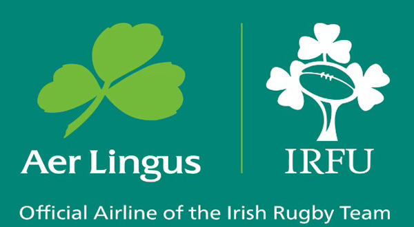 Aer Lingus Irish Rugby Team logo