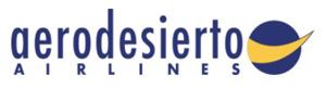 Aerodesierto Airlines logo