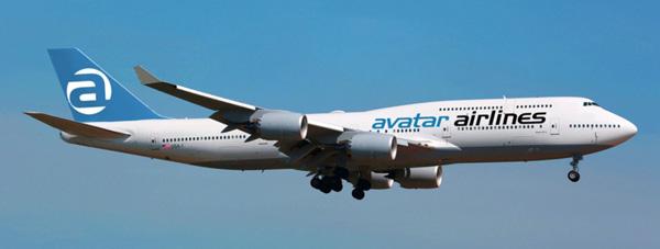 Avatar 747-400