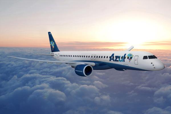 Azul E195-E2 (08)(Flt)(Embraer)(LR)