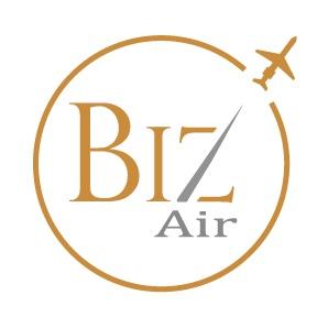 BizAir logo