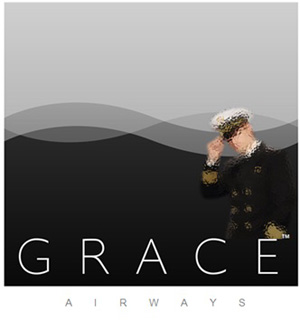 Grace Airways logo