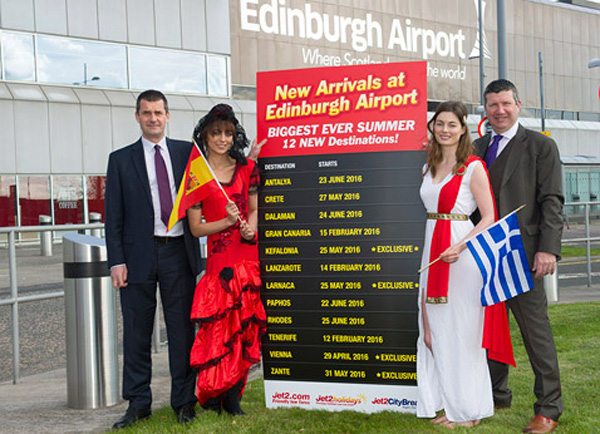 Jet2 expansion at EDI