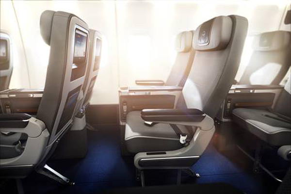 Lufthansa Premium Economy Class (Lufthansa)(LR)