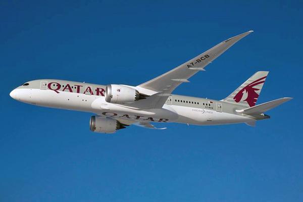 Qatar 787-8 A7-BCB (06)(Flt-1)(Qatar)(LR)