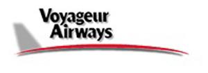 Voyageur Airways logo