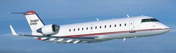 Voyageur CRJ200 (Flt)(Voyageur)(LR)