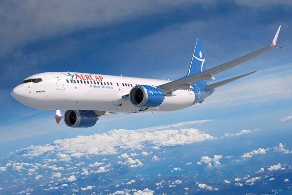 AerCap 737 MAX 8 (Flt)(Boeing)(LRW)