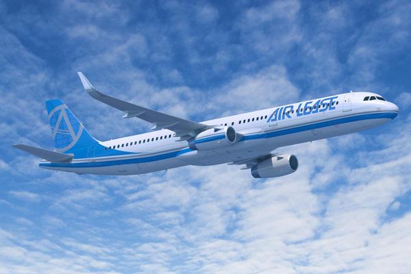 Air Lease A321-200 WL (Flt)(Airbus)(LRW)