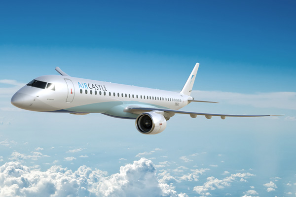 Aircastle E190-E2 (Embraer)(LRW)
