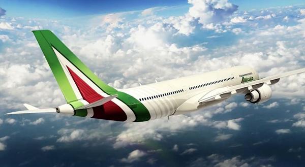 Alitalia New 2015 Livery 1 (AZ)(LR)