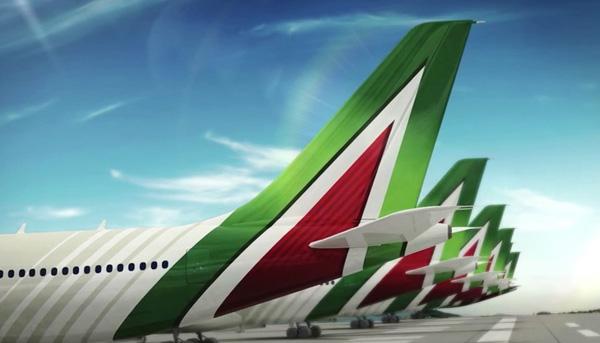 Alitalia New 2015 Livery 2 (AZ)(LR)