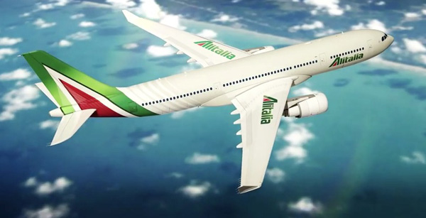 Alitalia New 2015 Livery 3 (AZ)(LR)