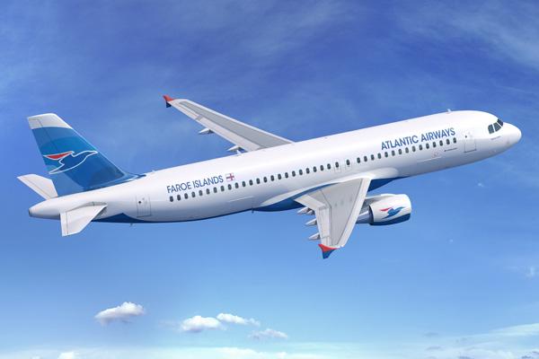 Atlantic Airways-Faroe Islands A320-200 (12)(Flt)(Airbus)(LRW)