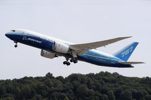 Boeing 787-800 N787BA (Tko) BFI (JGW)(LRW)