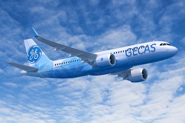 GECAS A320neo (Flt)(Airbus)(LRW)