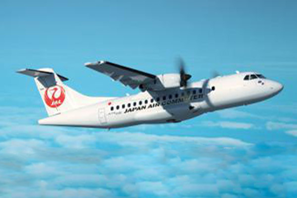 Japan Air Commuter ATR 42-600 (11)(Flt)(ATR)(LR)