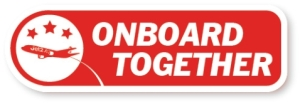 Jet2 Onboard Together logo