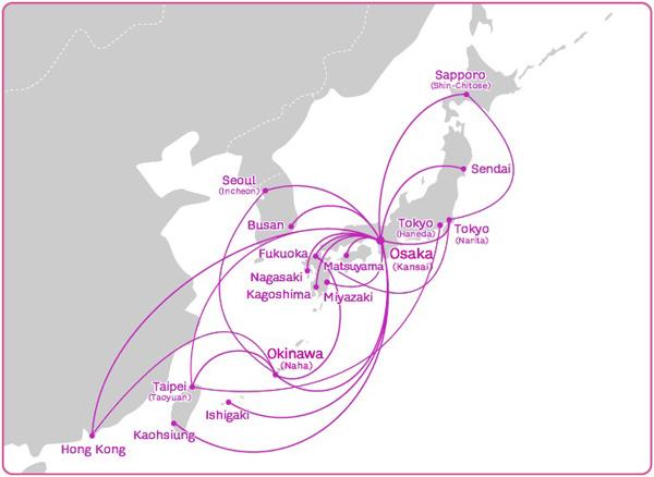 Peach 6.2015 Route Map