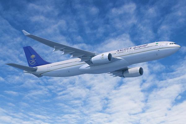 Saudia A330-300 Regional (96)(Flt)(Airbus)(LRW)