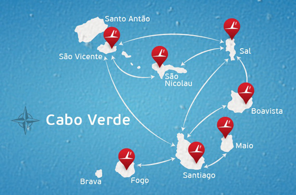 Tacv Cabo Verde Airlines World Airline News