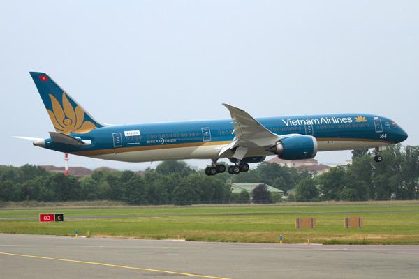 Vietnam 787-9 N1020K (VN-A861)(14)(Ldg) LBG (MKY)(LRW)
