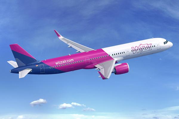 Wizz-wizzair.com (Hungary) A321-200 (15)(Flt)(Airbus)(LRW)