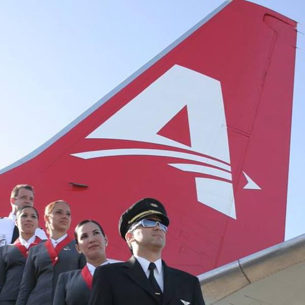 Avior crew