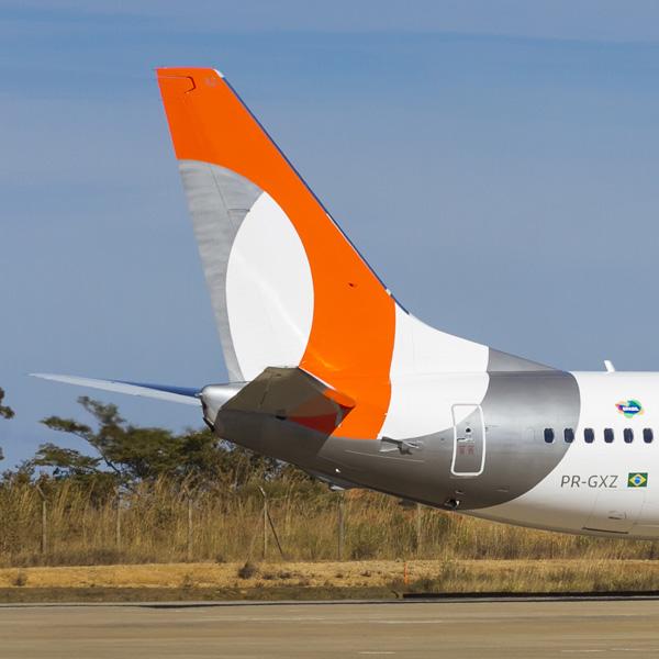 Gol 737-800 WL PR-GXZ (15)(Tail) CNF (RDC)(LRW)