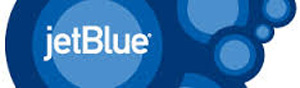 JetBlue Blueberries logo