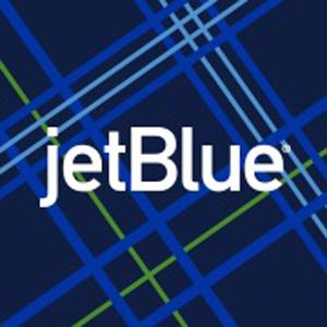 JetBlue square Tartan logo