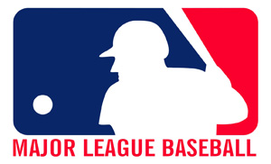 Major League Baseball logo (LRW)