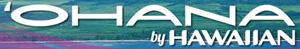 Ohana by Hawaiian logo