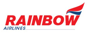 Rainbow Airlines logo