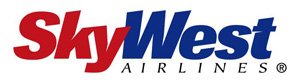 SkyWest (red-blue) logo (LRW)