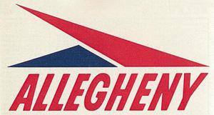 Allegheny (1966) logo