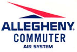 Allegheny Commuter (1st) logo