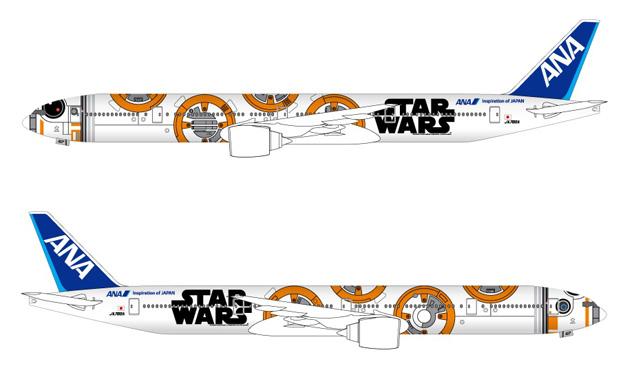 ANA 777-300 BB-8 Jet (ANA)(LRW)