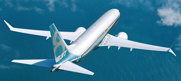 Boeing 737 MAX 8 (Flt)(Boeing)(LR)