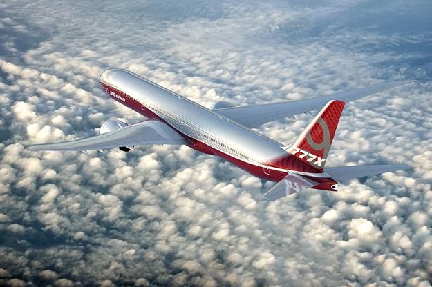 Boeing 777-9 (Flt-1)(Boeing)(LR)