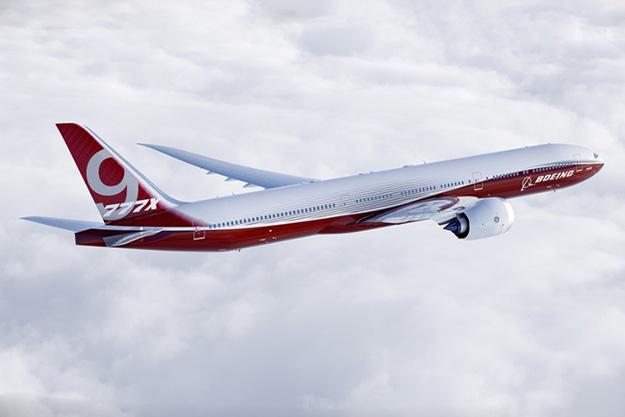 Boeing 777-9 (Flt)(Boeing)(LR)
