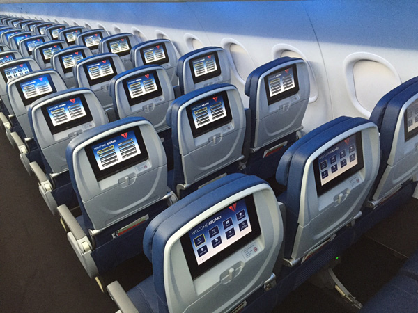 Delta Set New Records In July Upgrades Its Airbus A319