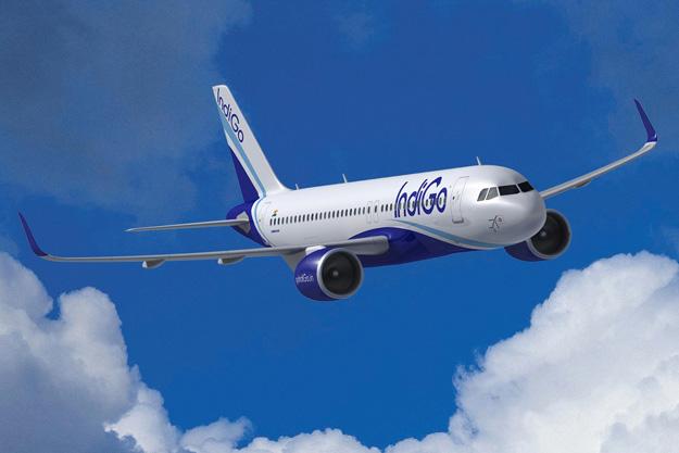 IndiGo A320neo WL (06)(Flt)(Airbus)(LRW)