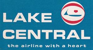 Lake Central (1968) logo