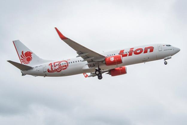Lion Air takes ...