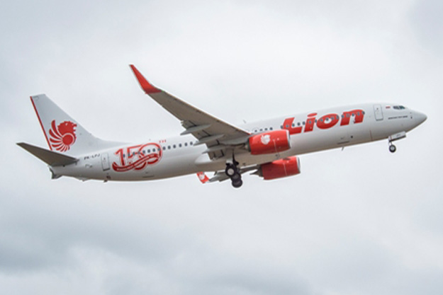 Boeing delivers Lion Air's 150th 737