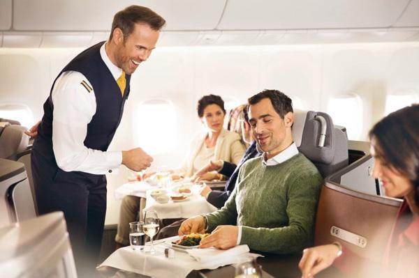 Lufthansa Restaurant Service